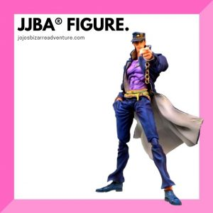 Jojo's Bizarre Adventure Figures