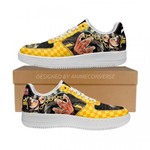 JJBA® Shoes - Giorno Giovanna Jordan Sneakers