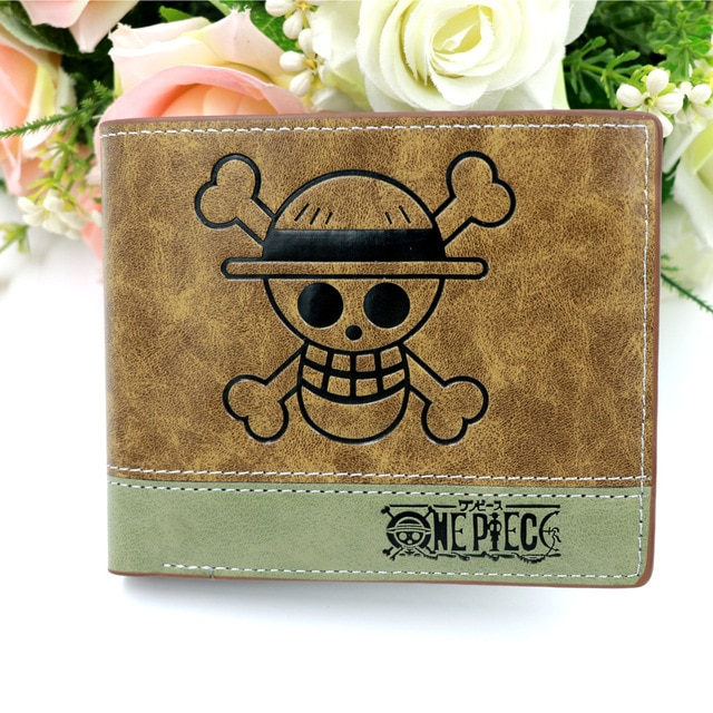 Anime JoJo Bizarre Adventure Wallet Khaki PU Leather Coin Purse 5.jpg 640x640 5 - Jojo's Bizarre Adventure Merch