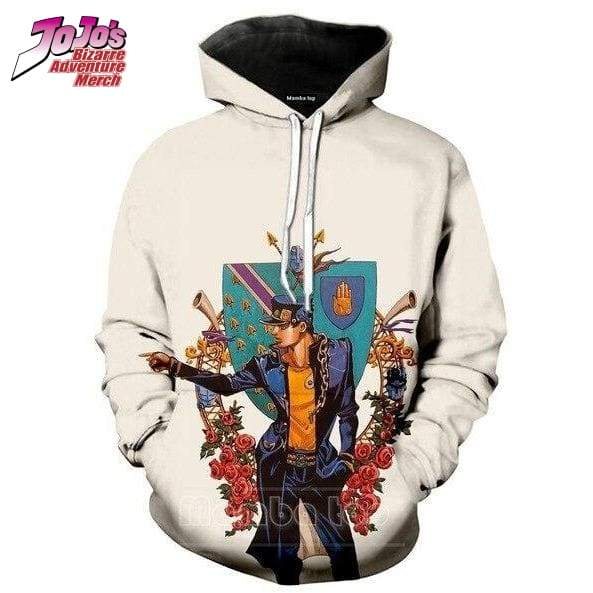 3rd jojo hoodie jojos bizarre adventure merch 166 - Jojo's Bizarre Adventure Merch