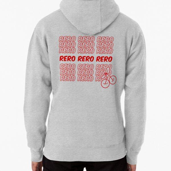 Anime Inspired RERO Cherries JJBA Hoodie