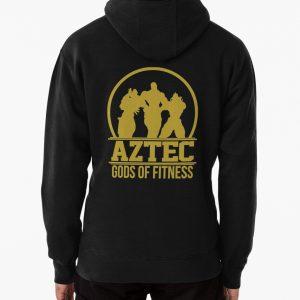 Aztec Gods of Fitness jojos bizarre adventure JJBA Hoodie
