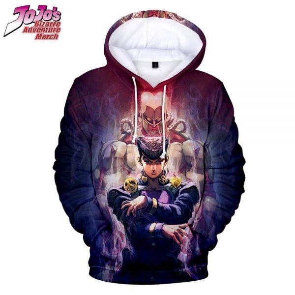crazy diamond hoodie jojos bizarre adventure merch 692 - Jojo's Bizarre Adventure Merch