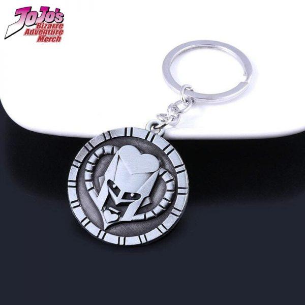 crazy diamond keychain jojos bizarre adventure merch 978 - Jojo's Bizarre Adventure Merch