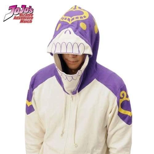 cream jojo hoodie jojos bizarre adventure merch 165 - Jojo's Bizarre Adventure Merch