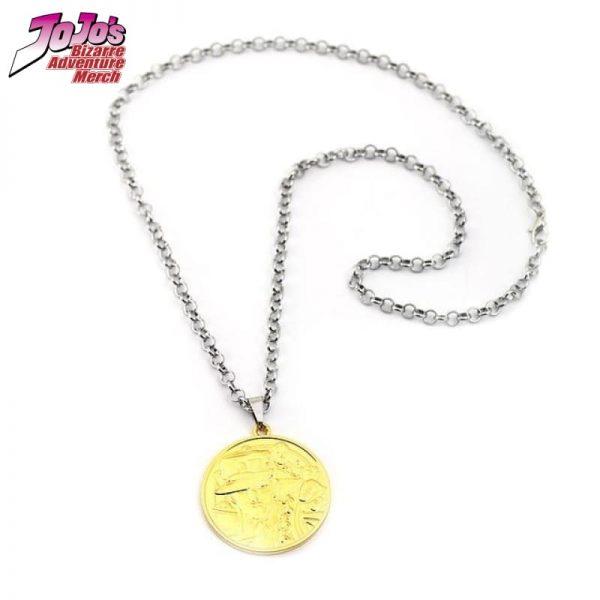 dio x jotaro necklace jojos bizarre adventure merch 433 - Jojo's Bizarre Adventure Merch