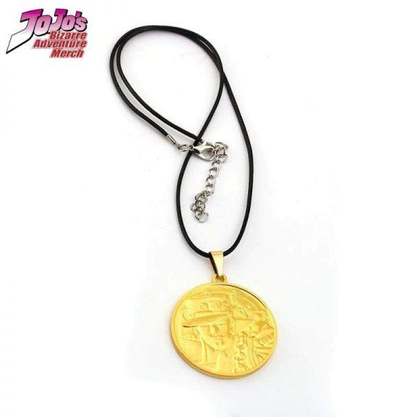 dio x jotaro necklace jojos bizarre adventure merch 826 - Jojo's Bizarre Adventure Merch