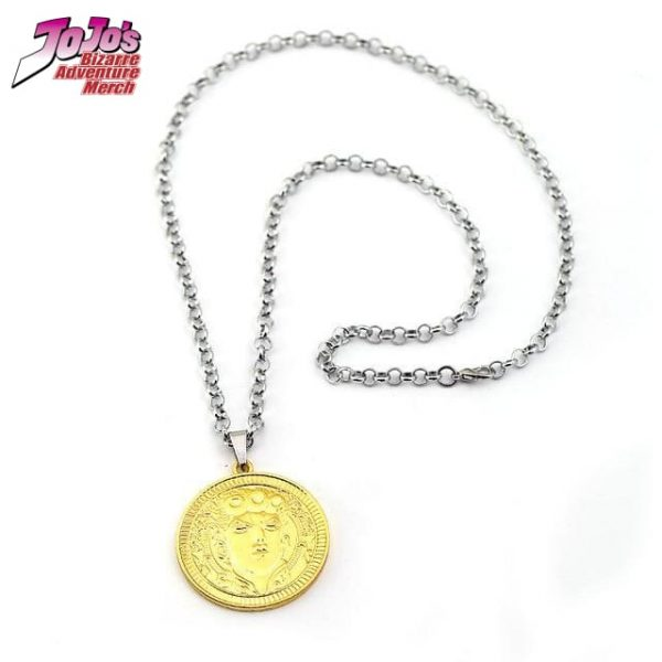 giorno giovanna necklace jojos bizarre adventure merch 975 - Jojo's Bizarre Adventure Merch