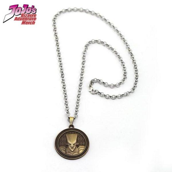 jjba the world necklace jojos bizarre adventure merch 299 - Jojo's Bizarre Adventure Merch