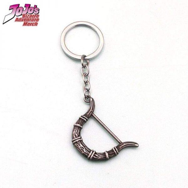 jojo bow keychain jojos bizarre adventure merch 951 - Jojo's Bizarre Adventure Merch