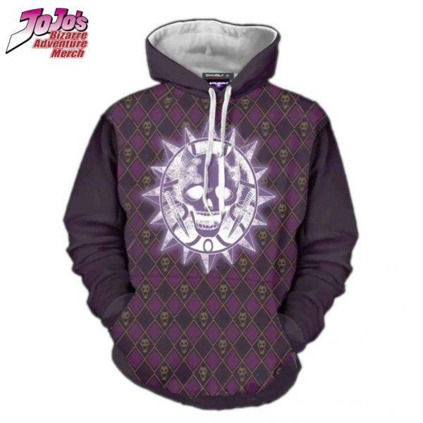 jojo breakdown hoodie jojos bizarre adventure merch 507 - Jojo's Bizarre Adventure Merch