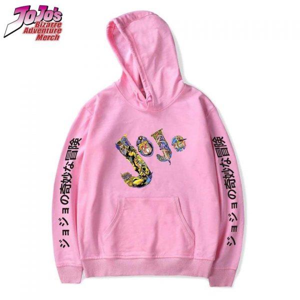 jojo pullover hoodie jojos bizarre adventure merch 687 - Jojo's Bizarre Adventure Merch