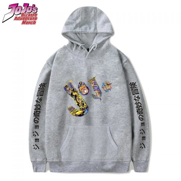 jojo pullover hoodie jojos bizarre adventure merch 842 - Jojo's Bizarre Adventure Merch