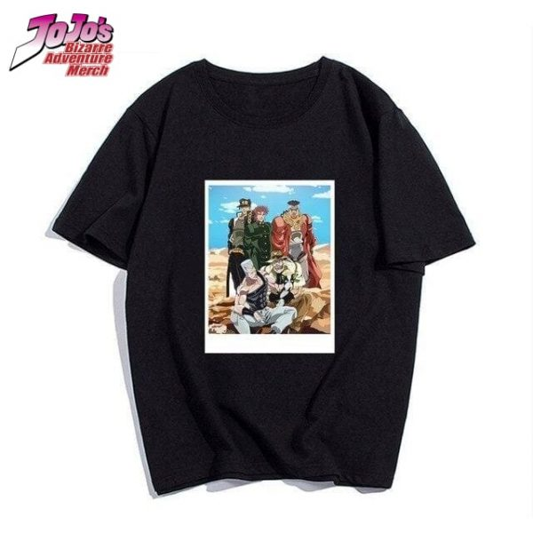 jojo stardust crusaders shirt jojos bizarre adventure merch 388 - Jojo's Bizarre Adventure Merch