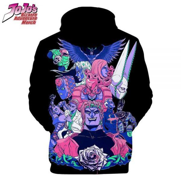 jojo villains hoodie jojos bizarre adventure merch 775 - Jojo's Bizarre Adventure Merch