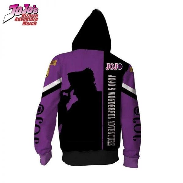 jojo zip up hoodie jojos bizarre adventure merch 241 - Jojo's Bizarre Adventure Merch