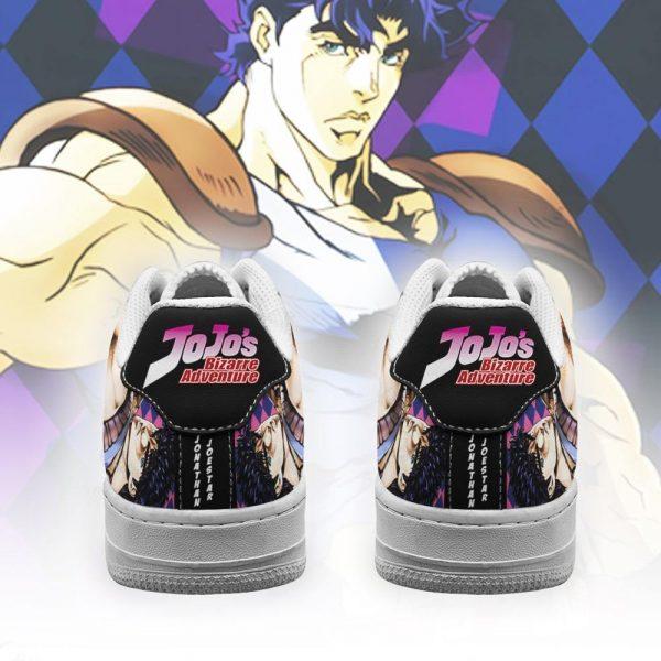 jonathan joestar air force sneakers jojo anime shoes fan gift idea pt06 gearanime 3 - Jojo's Bizarre Adventure Merch
