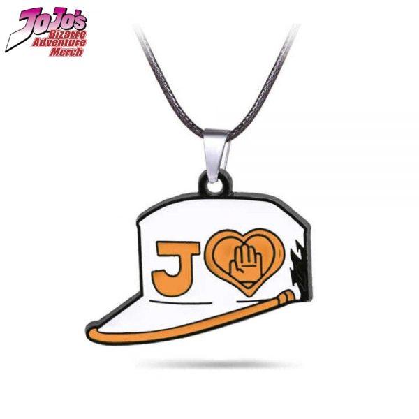 jotaro hat necklace jojos bizarre adventure merch 532 - Jojo's Bizarre Adventure Merch