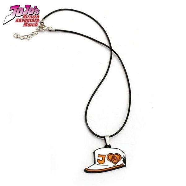 jotaro hat necklace jojos bizarre adventure merch 700 - Jojo's Bizarre Adventure Merch