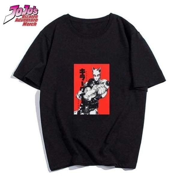 killer queen shirt jojos bizarre adventure merch 974 - Jojo's Bizarre Adventure Merch