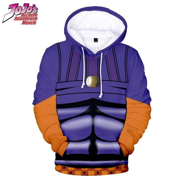 narancia ghirga hoodie jojos bizarre adventure merch 478 - Jojo's Bizarre Adventure Merch