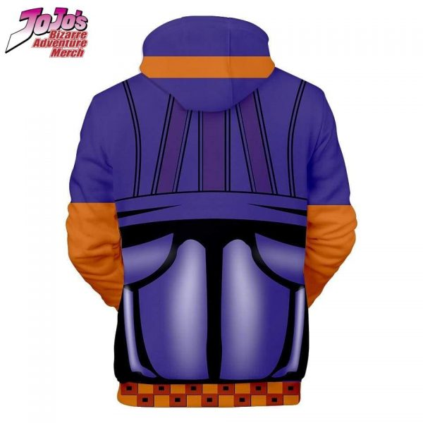 narancia ghirga hoodie jojos bizarre adventure merch 748 - Jojo's Bizarre Adventure Merch