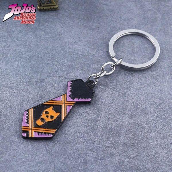 necktie keychain jojos bizarre adventure merch 270 - Jojo's Bizarre Adventure Merch