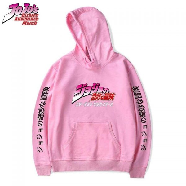 official jojo hoodie jojos bizarre adventure merch 571 - Jojo's Bizarre Adventure Merch