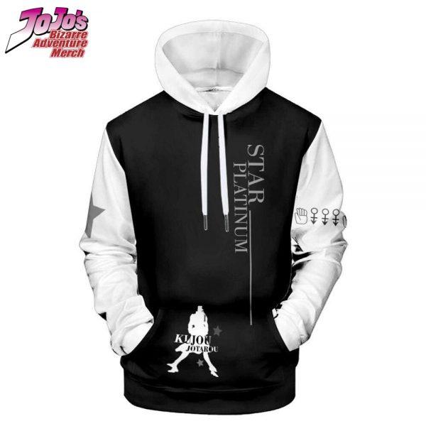 star platinum hoodie jojos bizarre adventure merch 362 - Jojo's Bizarre Adventure Merch