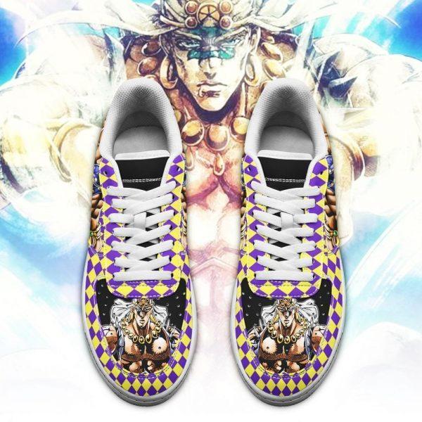 wammu air force sneakers jojo anime shoes fan gift idea pt06 gearanime 2 - Jojo's Bizarre Adventure Merch