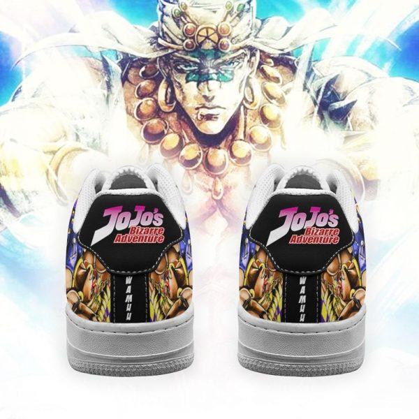 wammu air force sneakers jojo anime shoes fan gift idea pt06 gearanime 3 - Jojo's Bizarre Adventure Merch