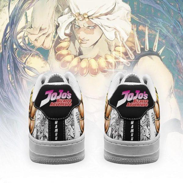 wamuu air force sneakers manga style jojos anime shoes fan gift idea pt06 gearanime 3 - Jojo's Bizarre Adventure Merch