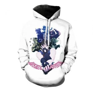 JoJo's Bizarre Adventure - The Joestars Stylish Hoodie Jojo's Bizarre Adventure Merch