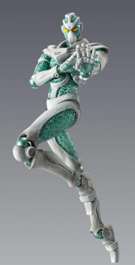 JoJo's Bizarre Adventure - Hierophant Green Action Figure Jojo's Bizarre Adventure Merch