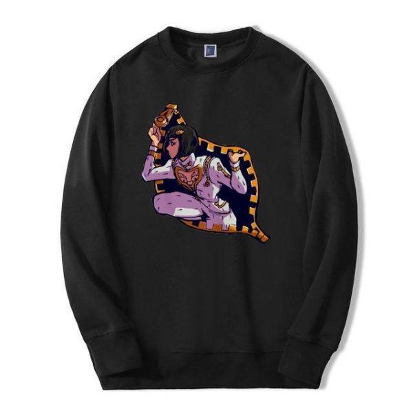JoJo's Bizarre Adventure - Bruno Bucciarati Zipper Sweatshirt Jojo's Bizarre Adventure Merch