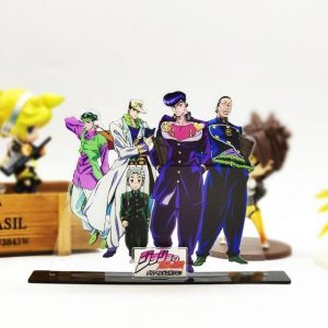 JoJo's Bizarre Adventure  Diamond is Unbreakable Figure Jojo's Bizarre Adventure Merch