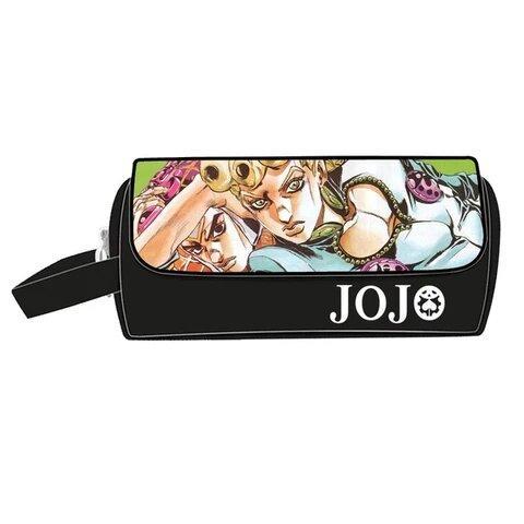 JoJo's Bizarre Adventure - Giorno x Mista Pencil Case Jojo's Bizarre Adventure Merch