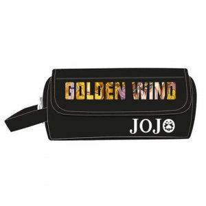 JoJo's Bizarre Adventure - Golden Wind Pencil Case Jojo's Bizarre Adventure Merch