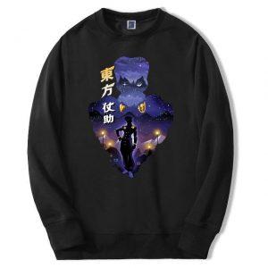 JoJo's Bizarre Adventure - Josuke Higashikata Pose Sweatshirt Jojo's Bizarre Adventure Merch