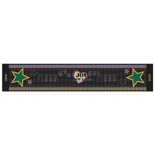JoJo's Bizarre Adventure - Jotaro Kujo Icons Scarf Jojo's Bizarre Adventure Merch