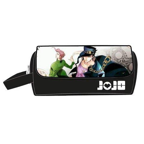JoJo's Bizarre Adventure - Jotaro and Kakyoin Pencil Case Jojo's Bizarre Adventure Merch
