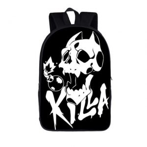 JoJo's Bizarre Adventure - Killa Queen Backpack Jojo's Bizarre Adventure Merch