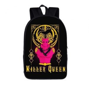 JoJo's Bizarre Adventure - Killer Queen Stand Backpack Jojo's Bizarre Adventure Merch