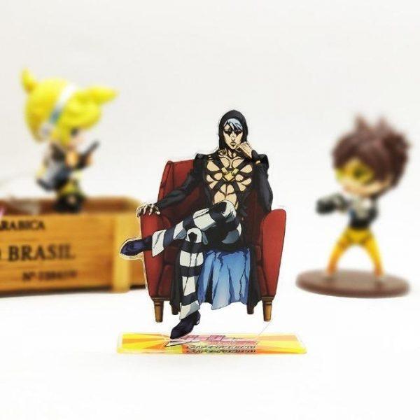 JoJo's Bizarre Adventure - Risotto Nero Golden Wind Figure Jojo's Bizarre Adventure Merch
