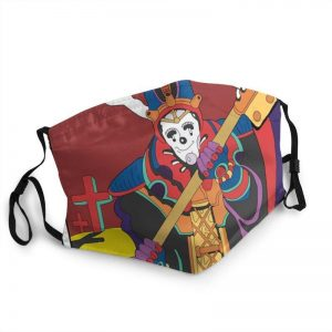 JoJo's Bizarre Adventure - Death Tirteen Face Mask Jojo's Bizarre Adventure Merch