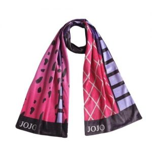 JoJo's Bizarre Adventure - Diavolo King Crimson Scarf Jojo's Bizarre Adventure Merch
