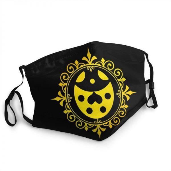 JoJo's Bizarre Adventure - Golden Wind Face Mask Jojo's Bizarre Adventure Merch
