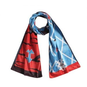 JoJo's Bizarre Adventure - Guido Mista Scarf Jojo's Bizarre Adventure Merch