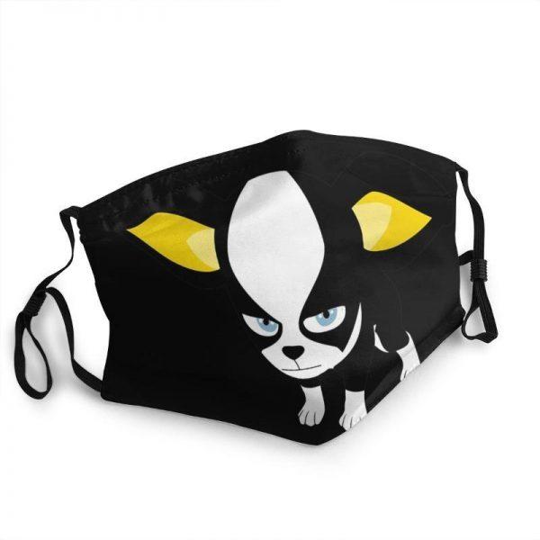 JoJo's Bizarre Adventure - Iggy Face Mask Jojo's Bizarre Adventure Merch