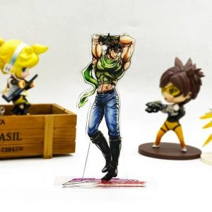 JoJo's Bizarre Adventure - Joseph Joestar Figure Jojo's Bizarre Adventure Merch